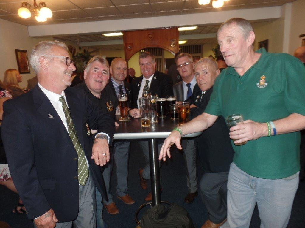 Green Howards Reunion,T.A  Centre Stockton Rd,Sat 15th Oct 2016 062
