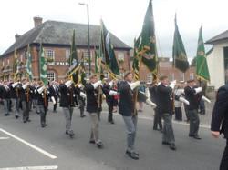 Green Howards Richmond Sunday 10th May 2015 333