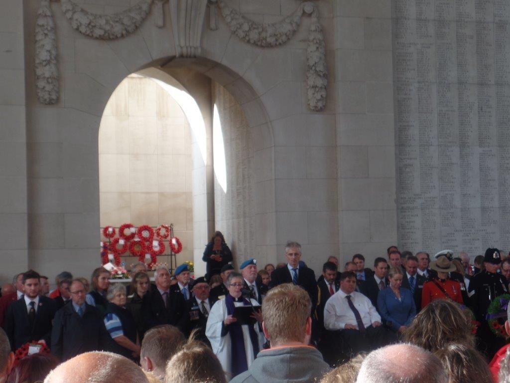 Ypres,Tynecot,Passchendale,Belgium 28th June 3rd July 2016 237