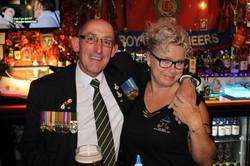 Green Howards Reunion Sun 8th Oct 2017 T.A Centre +Don Bar 193