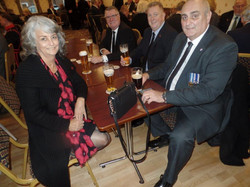 Kenny McGraths Funeral.Guisbrough Priory Wed 1st Nov 2017 148