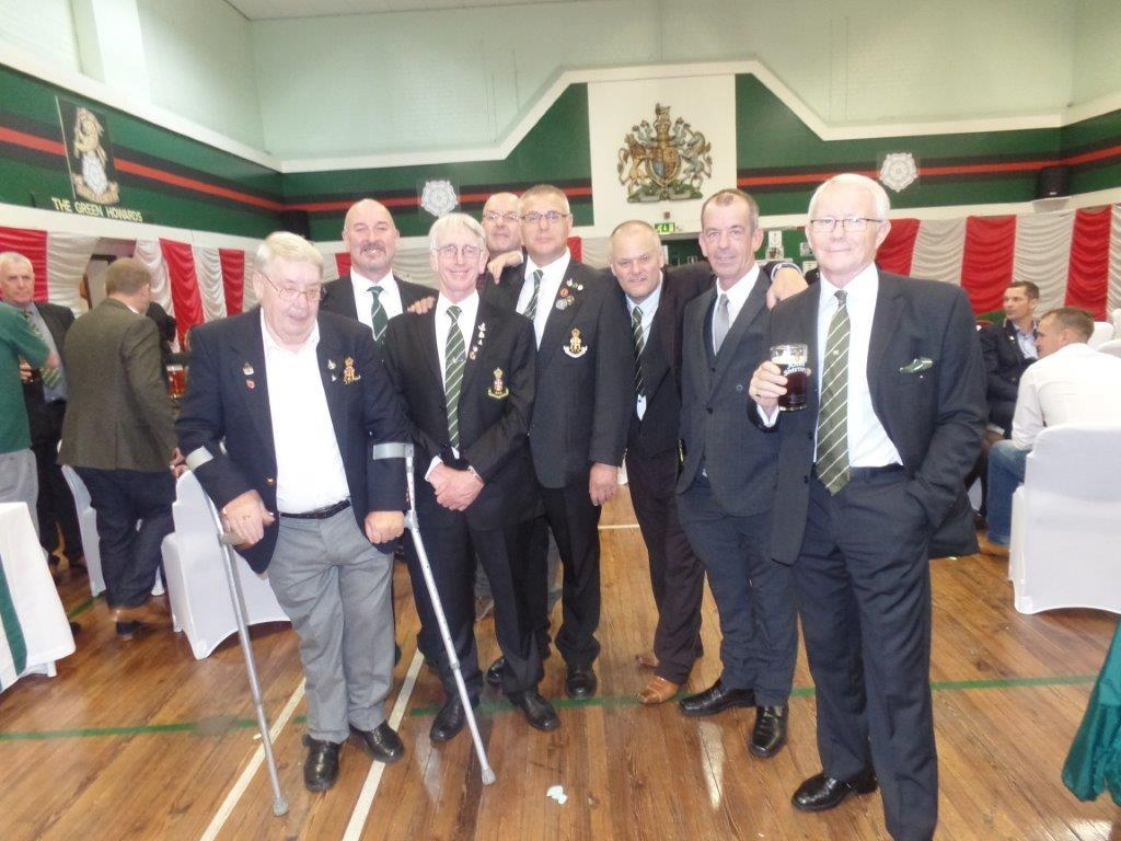 Green Howards Reunion,T.A  Centre Stockton Rd,Sat 15th Oct 2016 143
