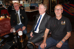 Green Howards Reunion Sun 8th Oct 2017 T.A Centre +Don Bar 203
