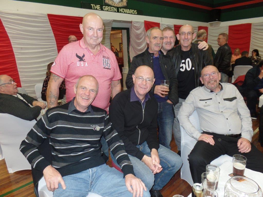 Green Howards Reunion.T.A Centre Stockton Rd.Fri 14th Oct 103