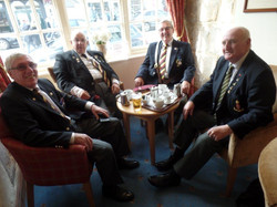 Commemoration To Honour Captain Archie White VC.Boroughbridge 138