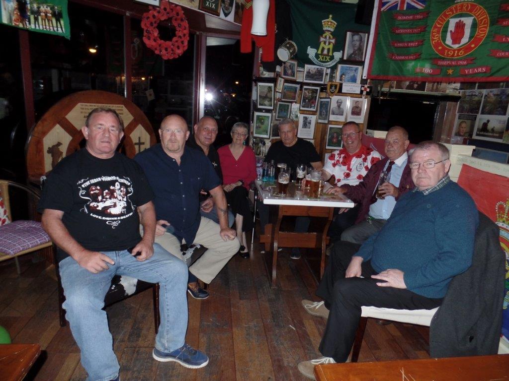 Don War Memorial Bar Stockton,Wed 5th July 2017 025