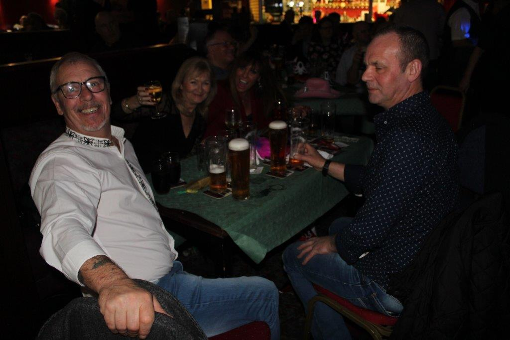 Green Howards Xmas Party.Longlands.(Cannon Cam).Sat 2nd Dec 2017 123