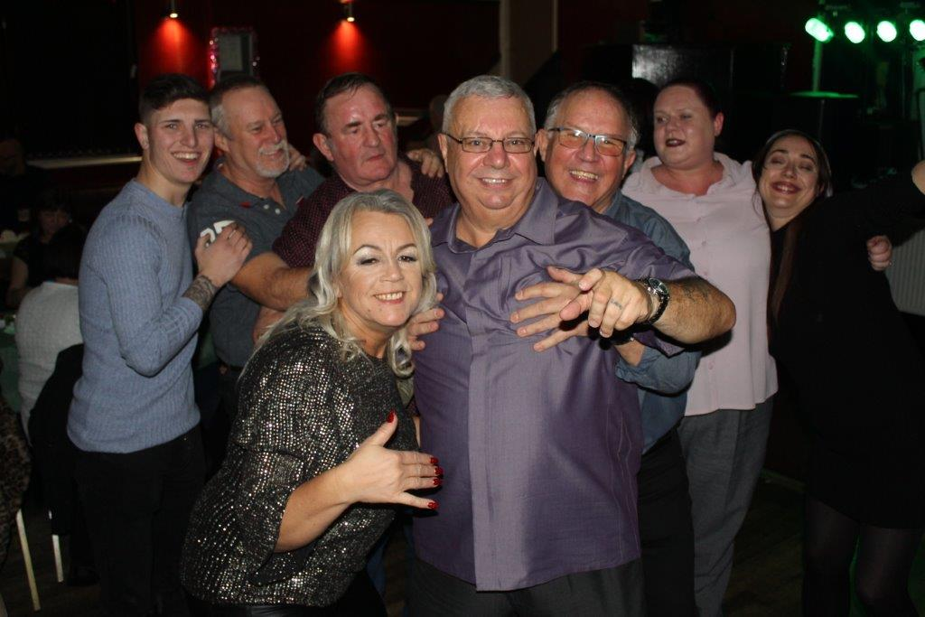 Green Howards Xmas Party.Longlands.(Cannon Cam).Sat 2nd Dec 2017 094