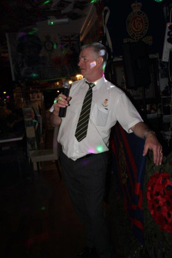 Green Howards Reunion Sun 8th Oct 2017 T.A Centre +Don Bar 360