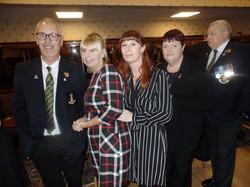 Kenny McGraths Funeral.Guisbrough Priory Wed 1st Nov 2017 256