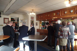 Green Howards Reunion Sun 8th Oct 2017 T.A Cntre + Don Bar 080