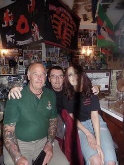 Green Howards Norther Meet.Don Bar