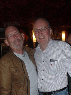 In The Don Bar. A Tribute To Kenny McGrath.Sat 21st Oct 2017 010
