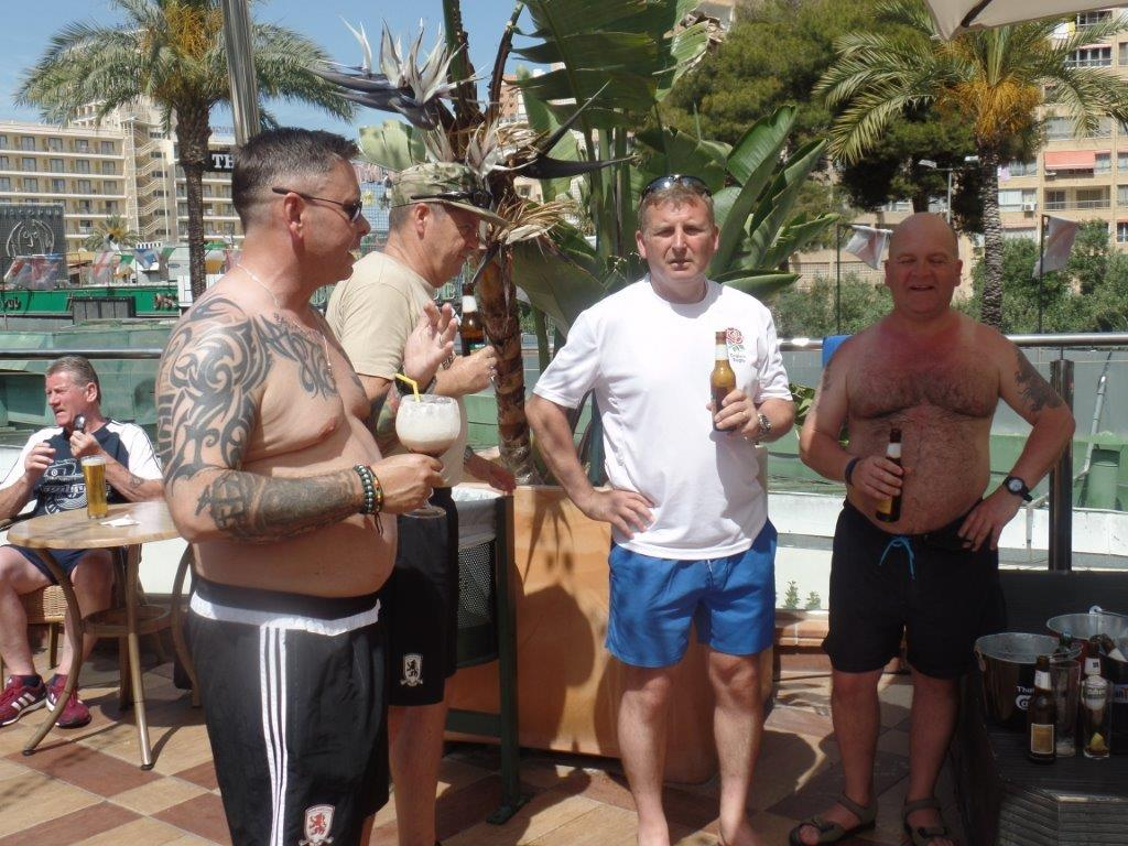 Green Howards.Benidorm Fun In The Sun.Mon 28th,Mon 4th June 2018 374