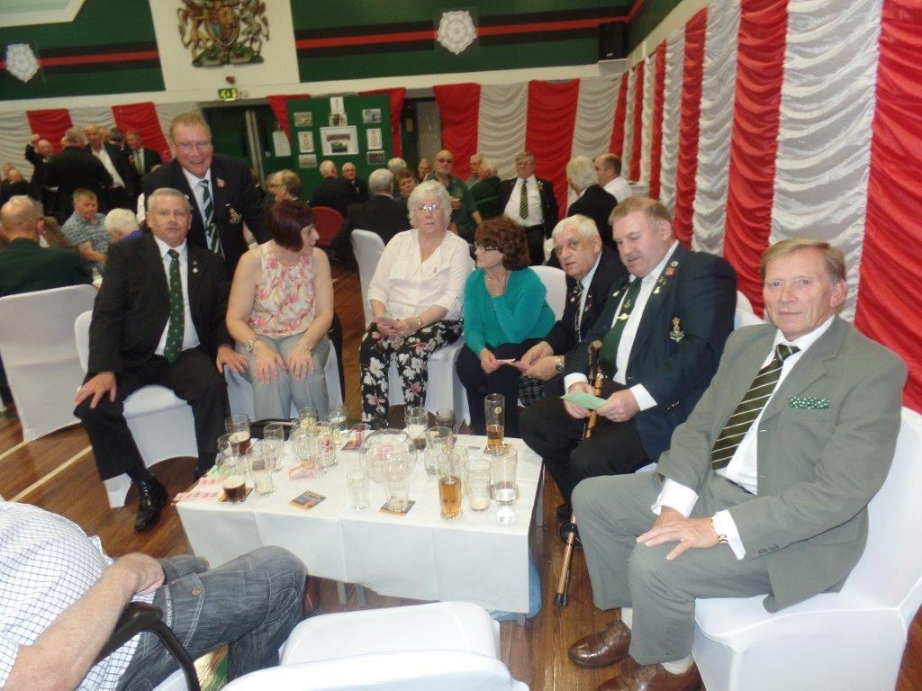 Green Howards Reunion,T.A  Centre Stockton Rd,Sat 15th Oct 2016 087