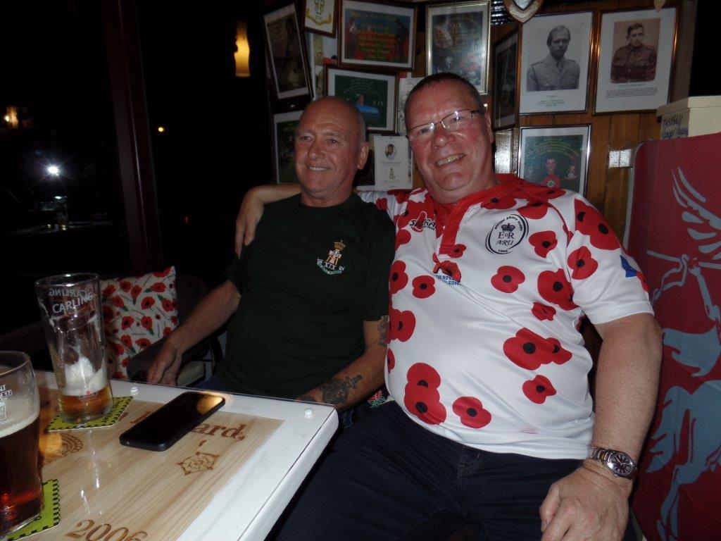 Don War Memorial Bar Stockton,Wed 5th July 2017 017