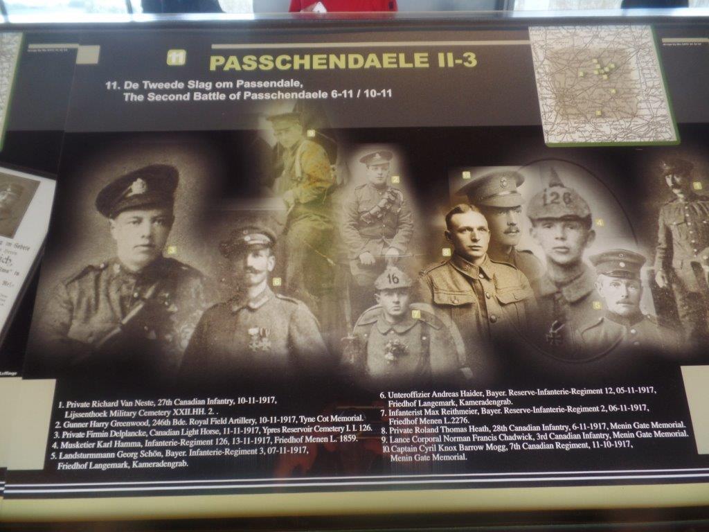 Ypres,Tynecot,Passchendale,Belgium 28th June 3rd July 2016 212
