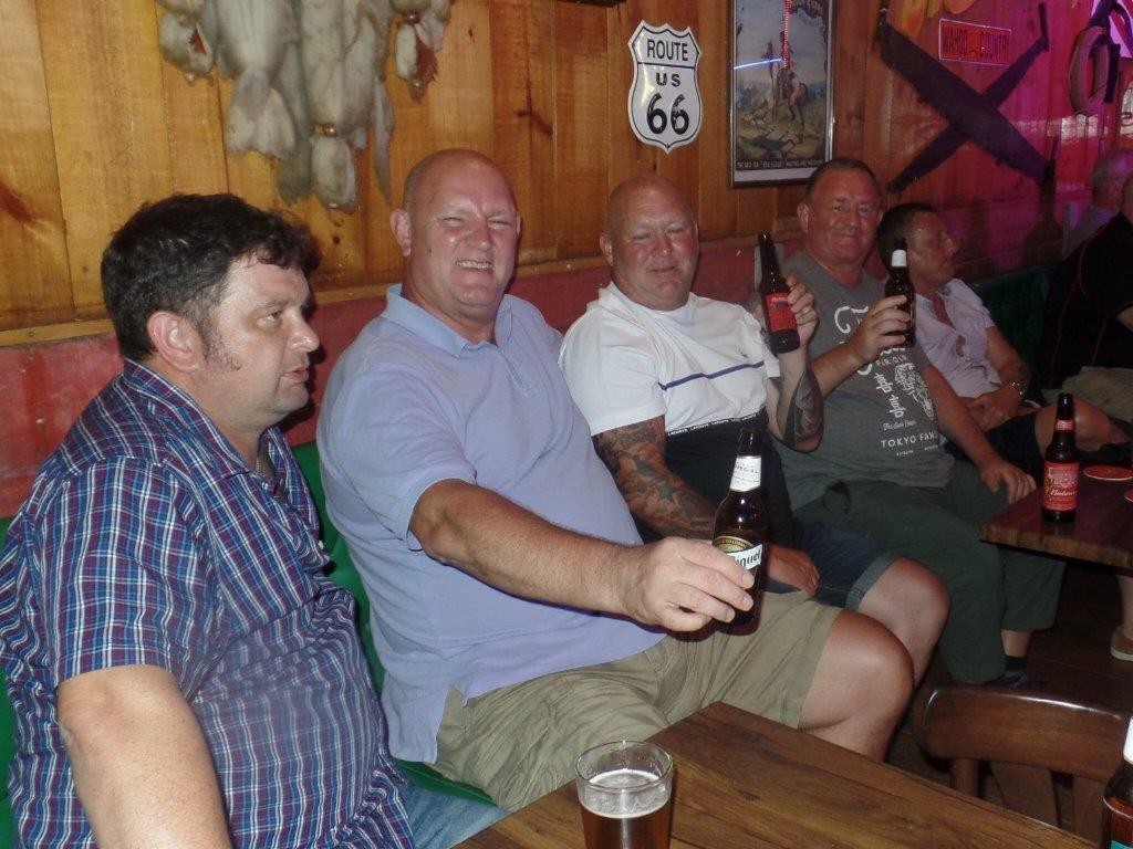 Green Howards.Benidorm Fun In The Sun.Mon 28th,Mon 4th June 2018 271