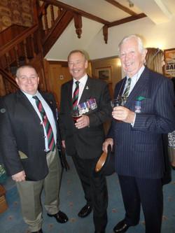 Commemoration To Honour Captain Archie White VC.Boroughbridge 152