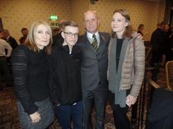Kenny McGraths Funeral.Guisbrough Priory Wed 1st Nov 2017 279