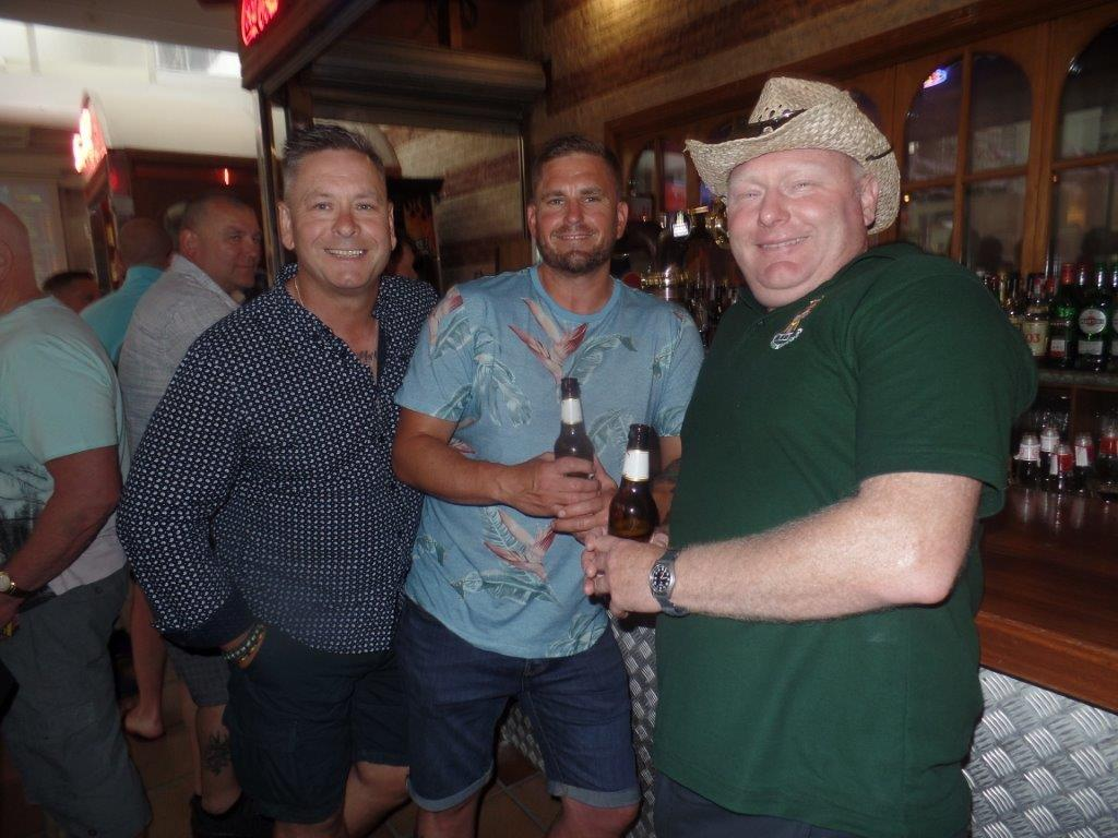 Green Howards Benidorm.Fun In The Sun.Mon 28th Mon 4th June 2018 018