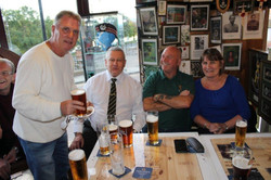 Green Howards Reunion Sun 8th Oct 2017 T.A Centre +Don Bar 197