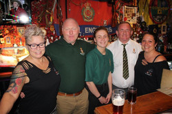 Green Howards Reunion Sun 8th Oct 2017 T.A Centre +Don Bar 207