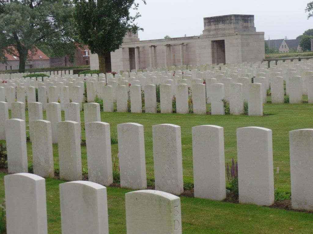 Ypres,Tynecot,Passchendale,Belgium 28th June 3rd July 2016 327
