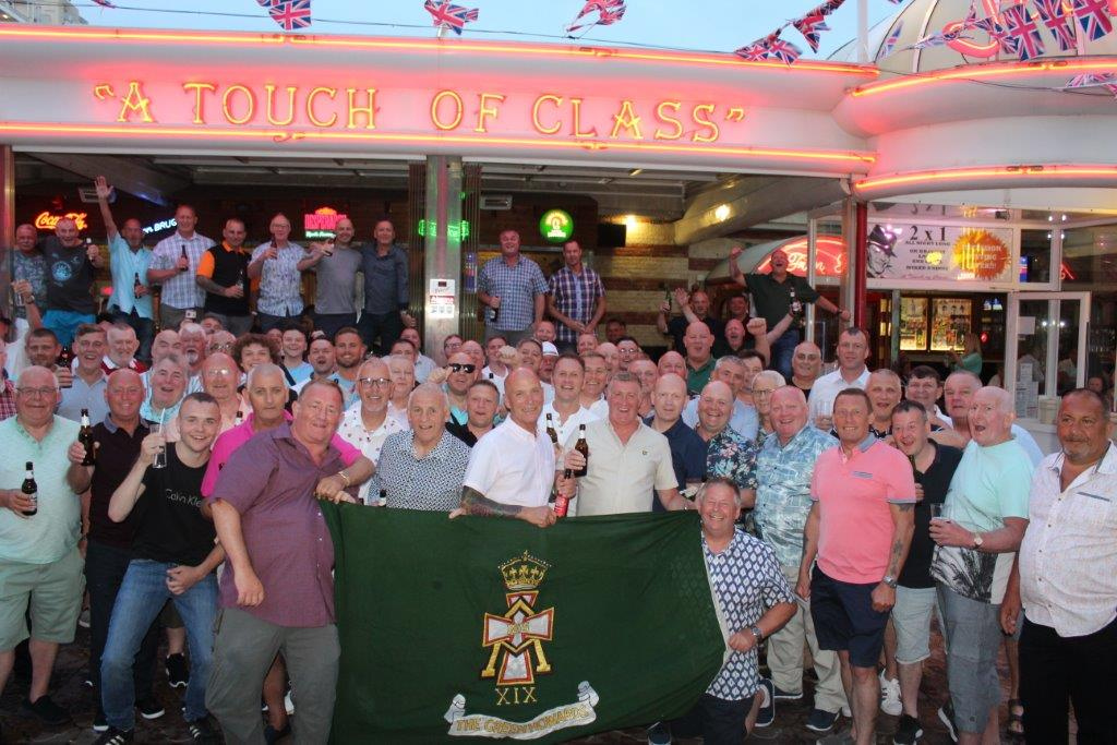Green Howards Benidorm Fun In The Sun Sat 2nd June 2018 006