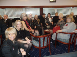 Kenny McGraths Funeral.Guisbrough Priory Wed 1st Nov 2017 127