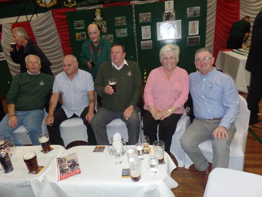 Green Howards Reunion.T.A Centre Stockton Rd.Fri 14th Oct 039
