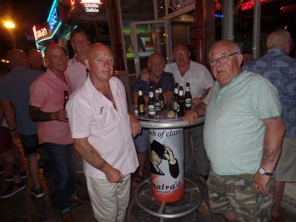 Green Howards.Benidorm Fun In The Sun.Mon 28th,Mon 4th June 2018 552