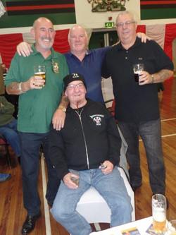 Green Howards Reunion.T.A Centre Stockton Rd.Fri 14th Oct 016