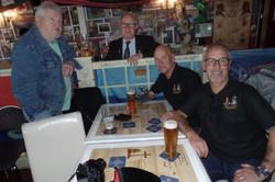 Green Howards Reunion Sun 8th Oct 2017 T.A Cntre + Don Bar 110