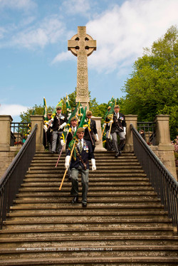 XIX SUNDAY 150516 MARCH TO CENOTAPH