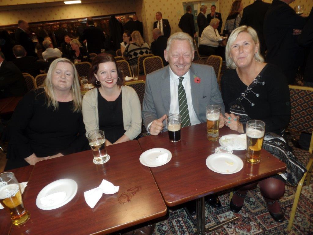 Kenny McGraths Funeral.Guisbrough Priory Wed 1st Nov 2017 276