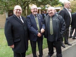 Tex Richardson Funeral,Darlo Crem+Rugby Club.Wed 20th Sept 2017 011