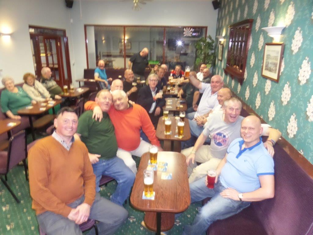 Green Howards Reunion,Scarborough Thu 16th Mon 20th Oct  2014 101