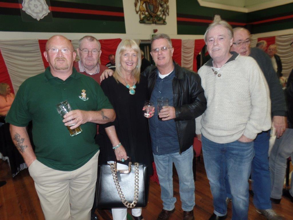 Green Howards Reunion.T.A Centre Stockton Rd.Fri 14th Oct 116