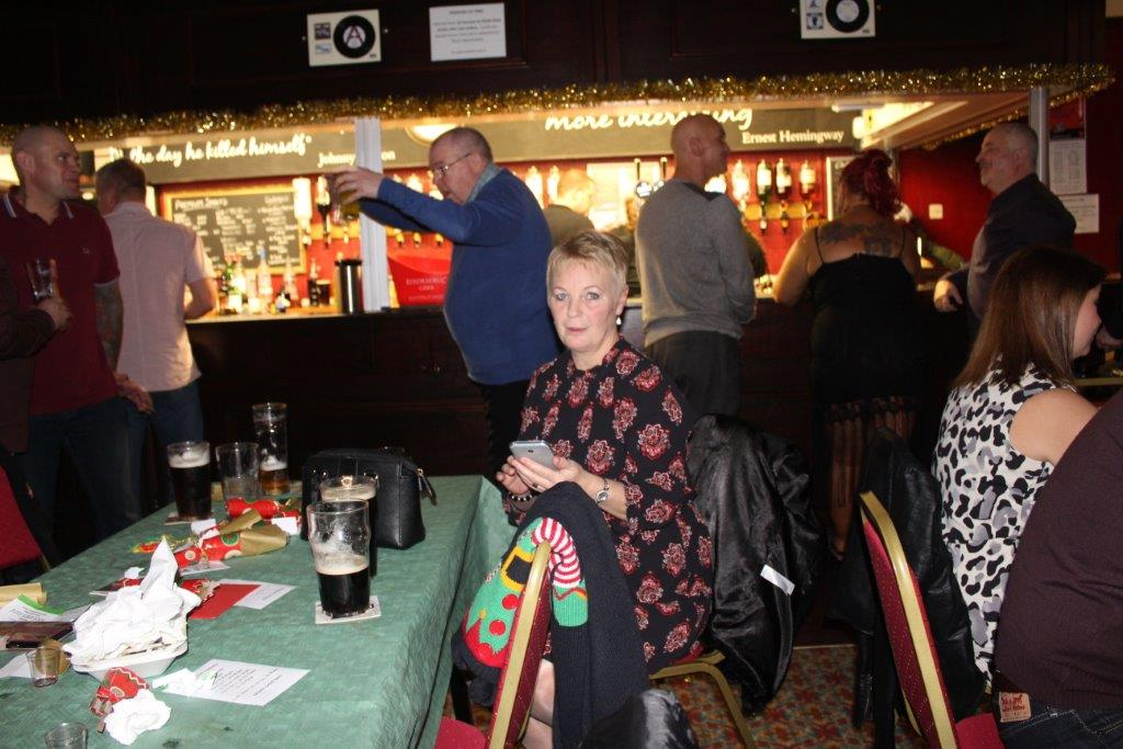 Green Howards Xmas Party.Longlands.(Cannon Cam).Sat 2nd Dec 2017 052