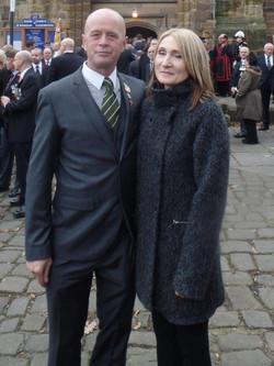 Kenny McGraths Funeral.Guisbrough Priory Wed 1st Nov 2017 287
