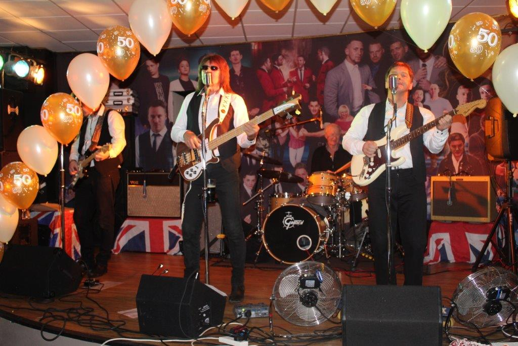 Harry + Dot 50th Anniversary.Western Club Thur 26th Oct 2017 058