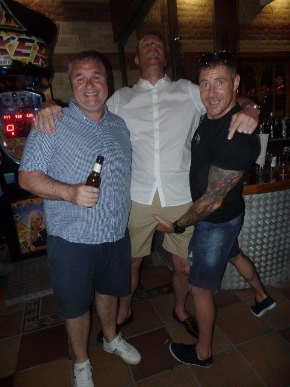 Green Howards.Benidorm Fun In The Sun.Mon 28th,Mon 4th June 2018 556