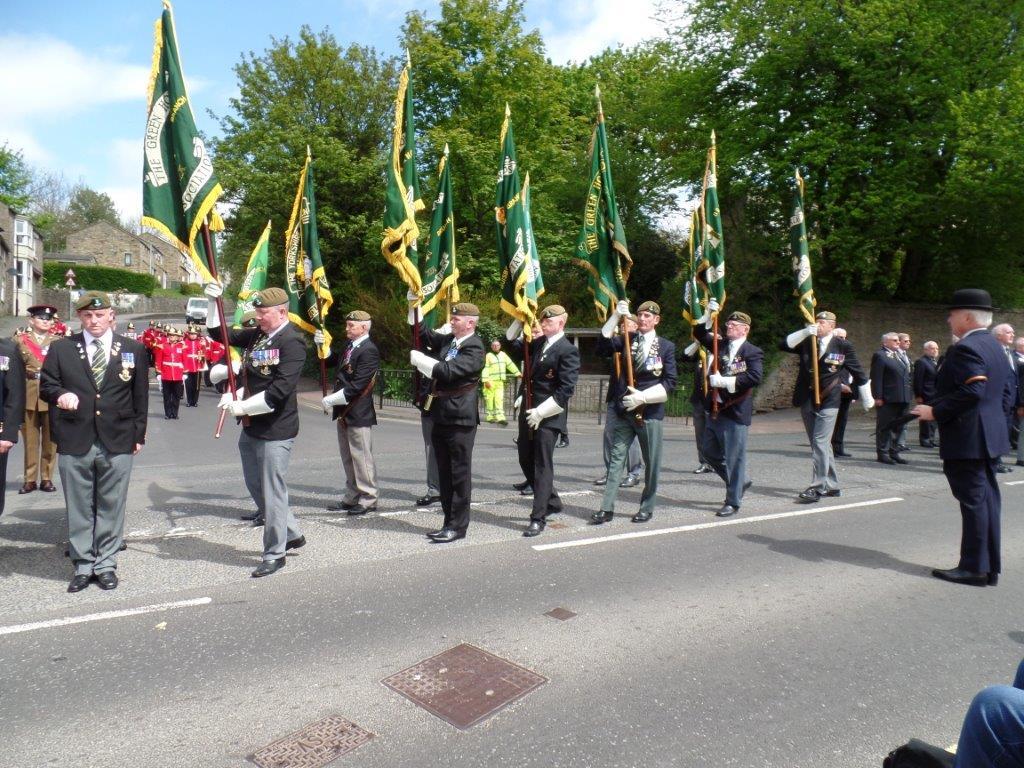 Green Howards Richmond Week-End Fri 13th -Mon 16th May 2016 276