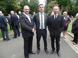 Tex Richardson Funeral,Darlo Crem+Rugby Club.Wed 20th Sept 2017 019