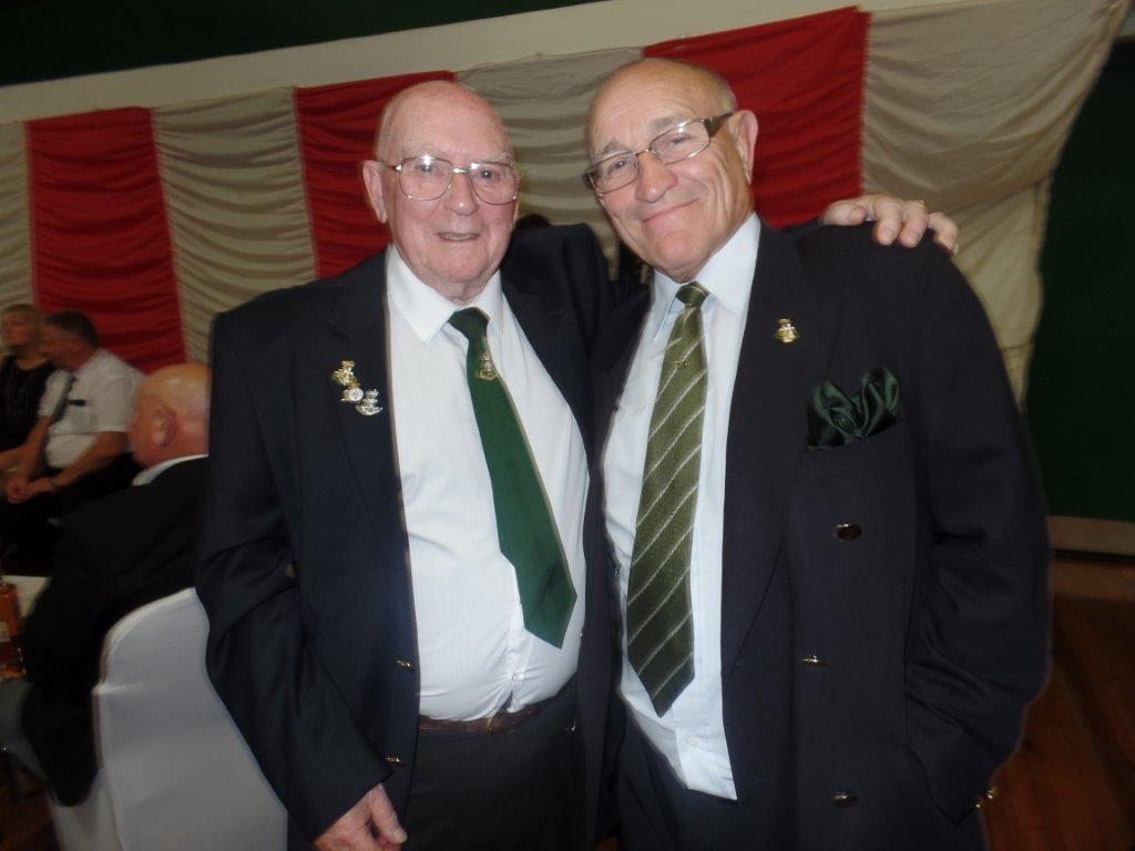 Green Howards Reunion,T.A  Centre Stockton Rd,Sat 15th Oct 2016 088