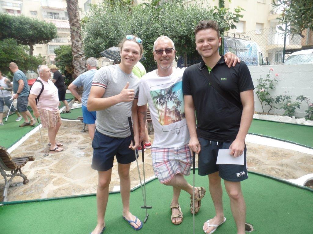 Green Howards Benidorm. Fun In The SunMon 28th May Mon 4th June 153