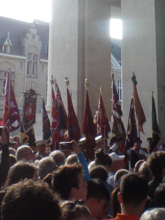 Ypres,Tynecot,Passchendale,Belgium 28th June 3rd July 2016 231