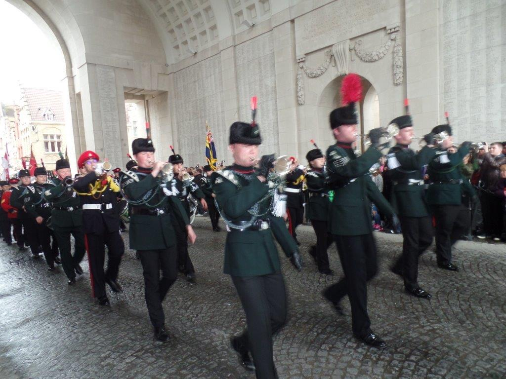 Ypres,Tynecot,Passchendale,Belgium 28th June 3rd July 2016 378