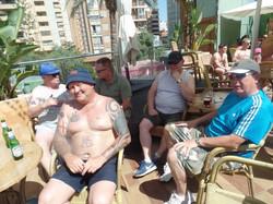 Green Howards.Benidorm Fun In The Sun.Mon 28th,Mon 4th June 2018 117